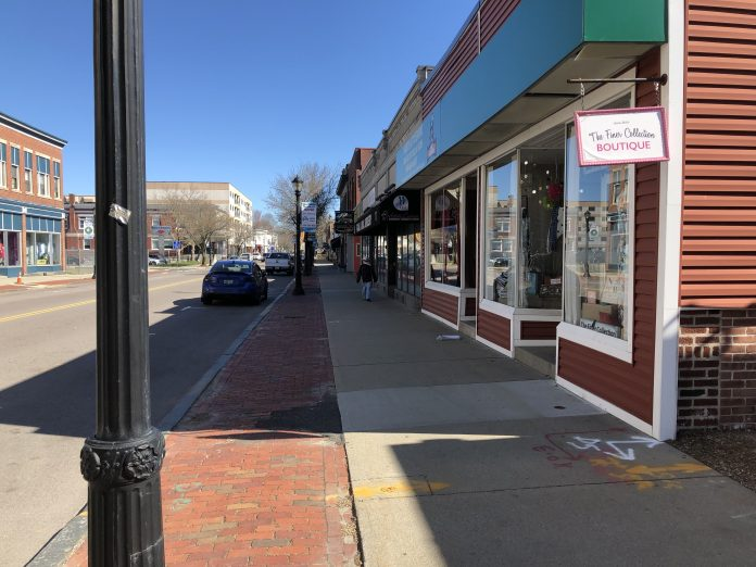 North Attleborough's downtown business