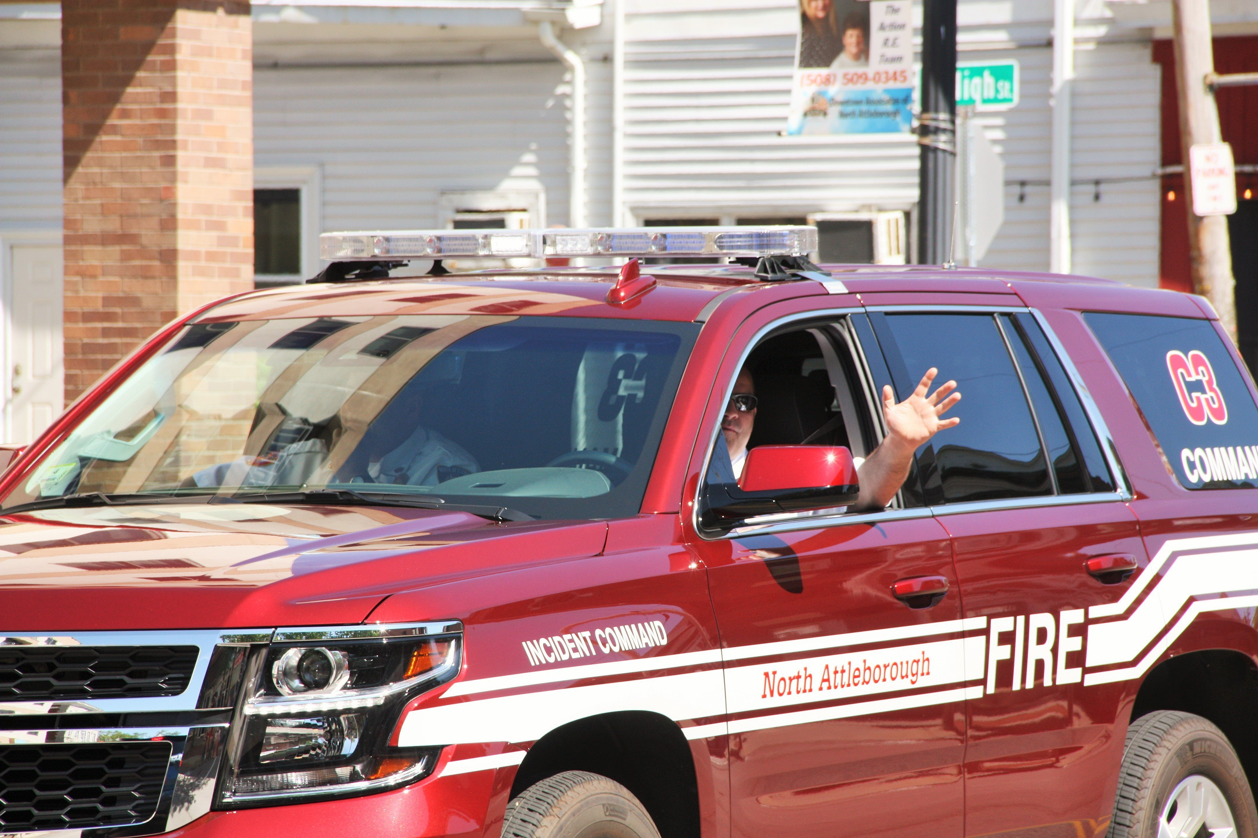 North Attleborough Fire Department