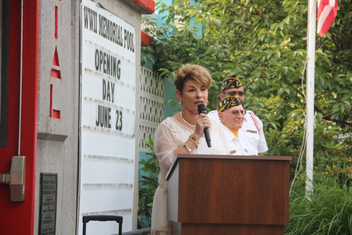 State Rep. Betty Poirier