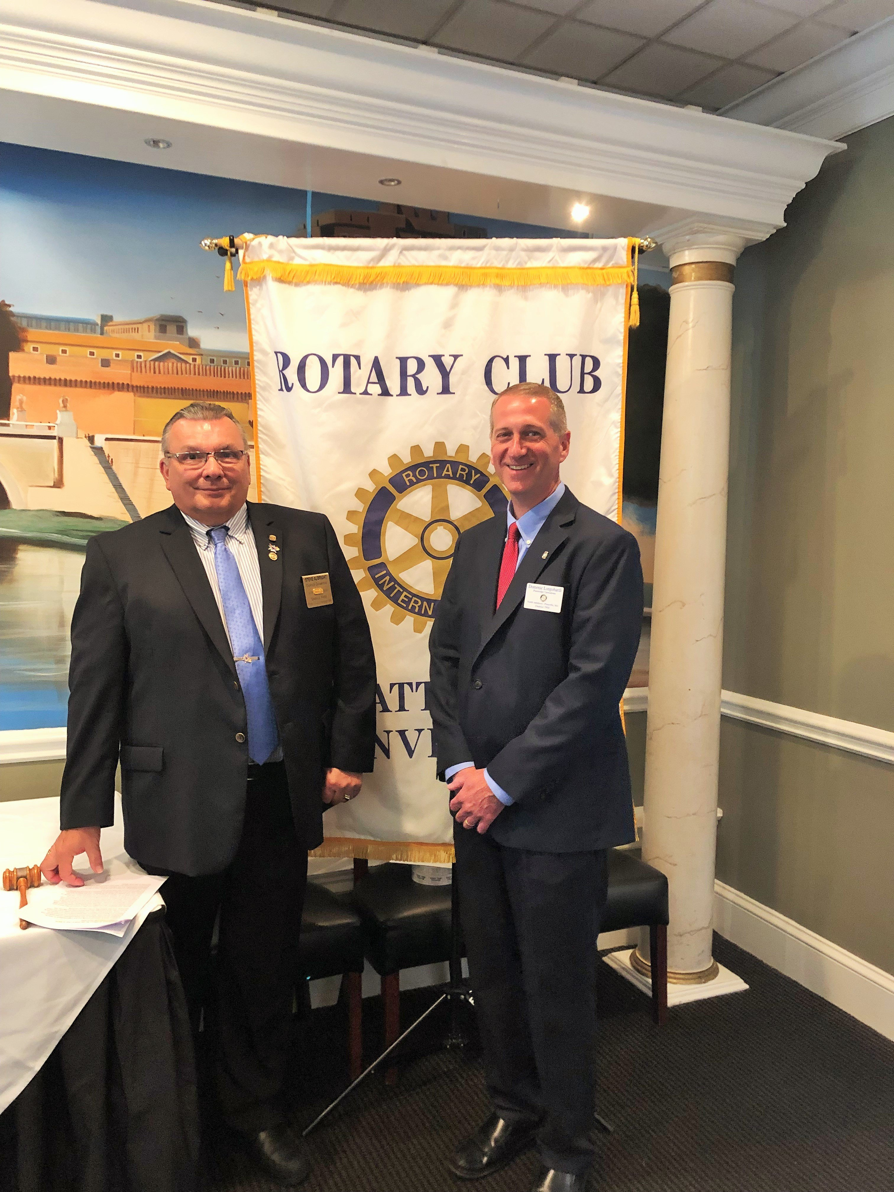 The North Attleborough/Plainville Rotary Club